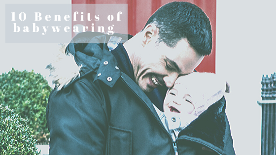 babywearing benefits
